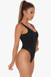 Promises Ribbed One Piece