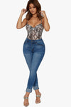 Poppy High Waisted Jean