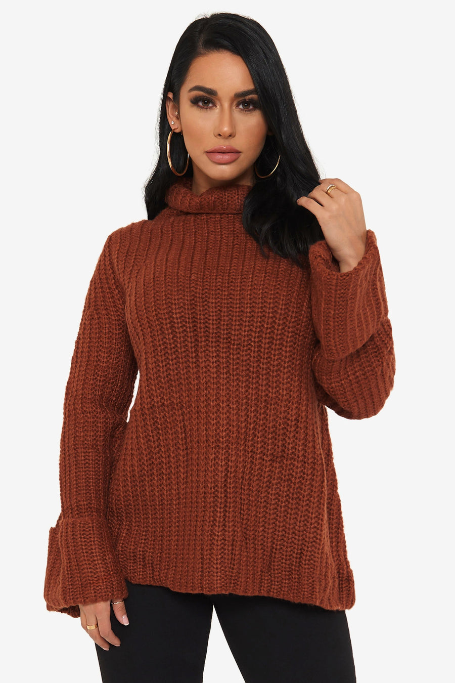 Allure Knit Sweater