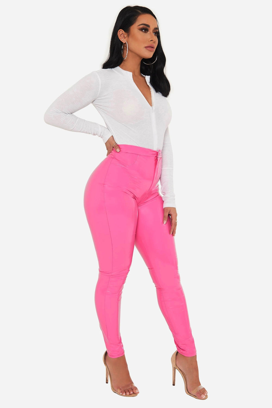 Cosmo Patent Pants