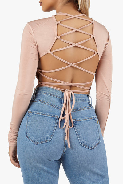 Love Trap Bodysuit by Honeybum