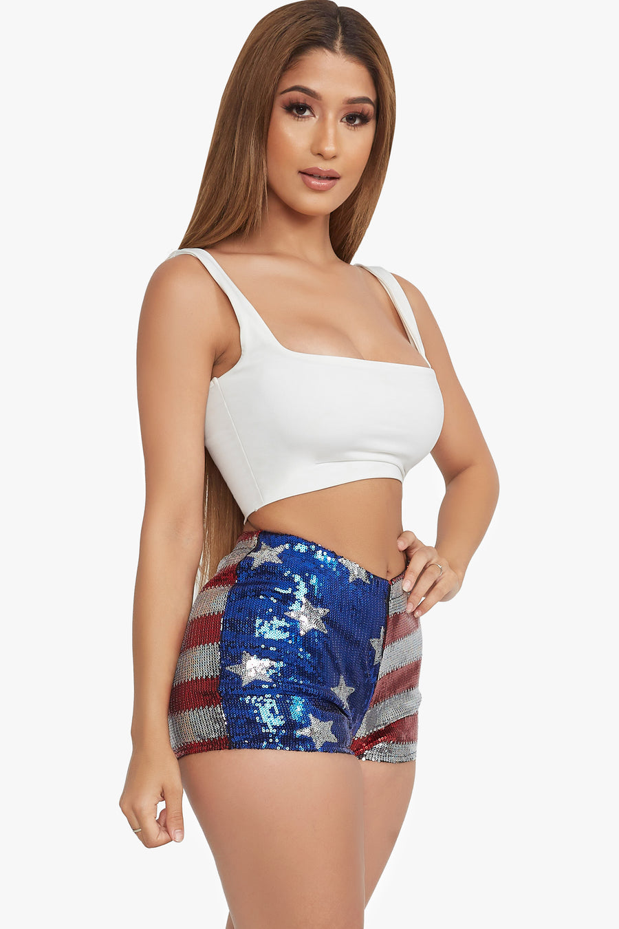 Show Me Fireworks Shorts