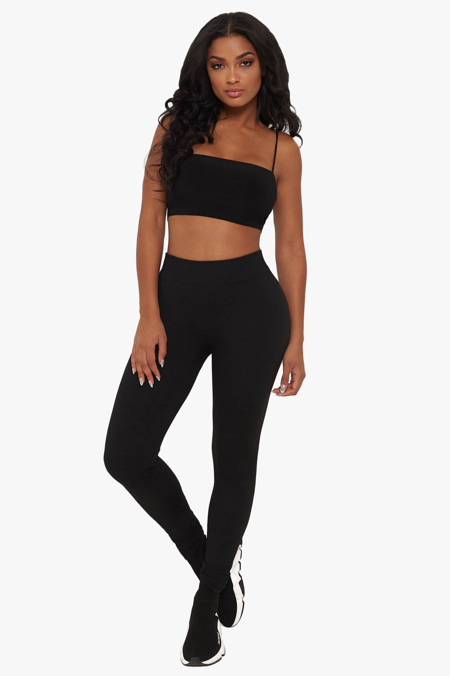 Stay Fleece Seamless Leggings