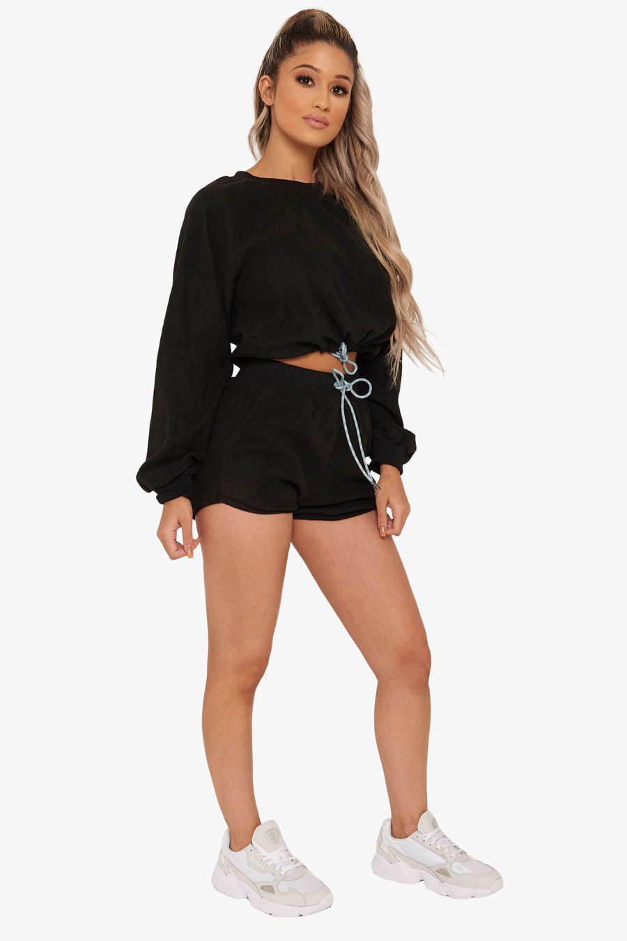 Want You Back Drawstring Shorts