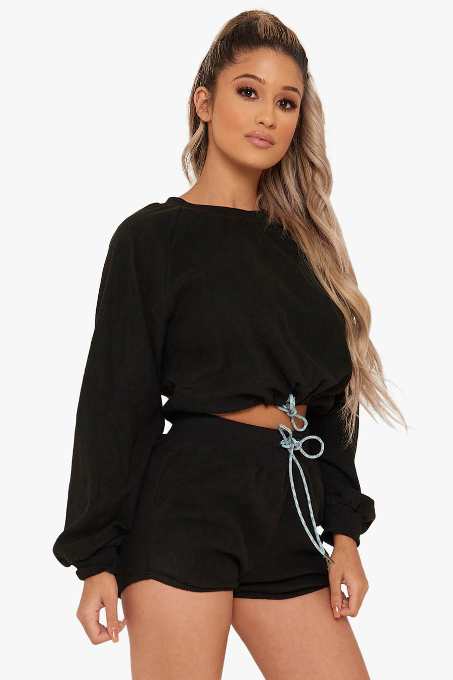 Want You Back Drawstring Pullover