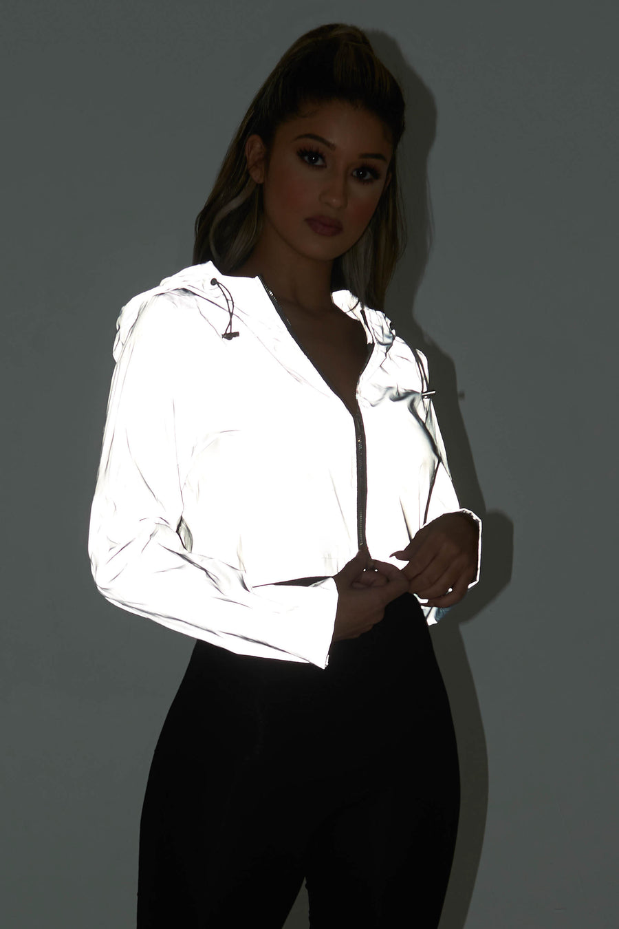 You Won't Forget Reflective Jacket