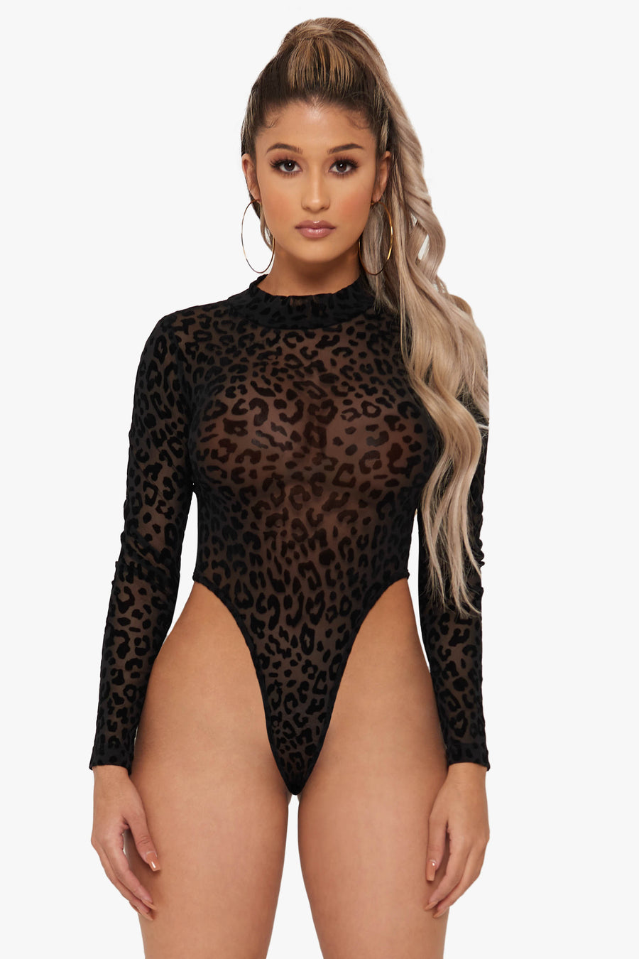 Or Not Cheetah Bodysuit