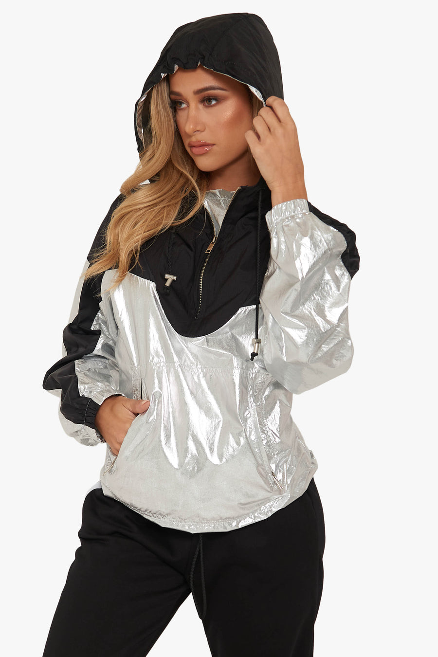 Someone Like You Windbreaker Jacket