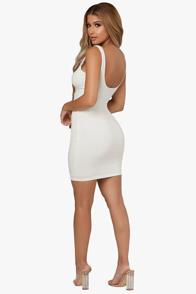 All The Curves Bodycon Mini Dress by Honeybum