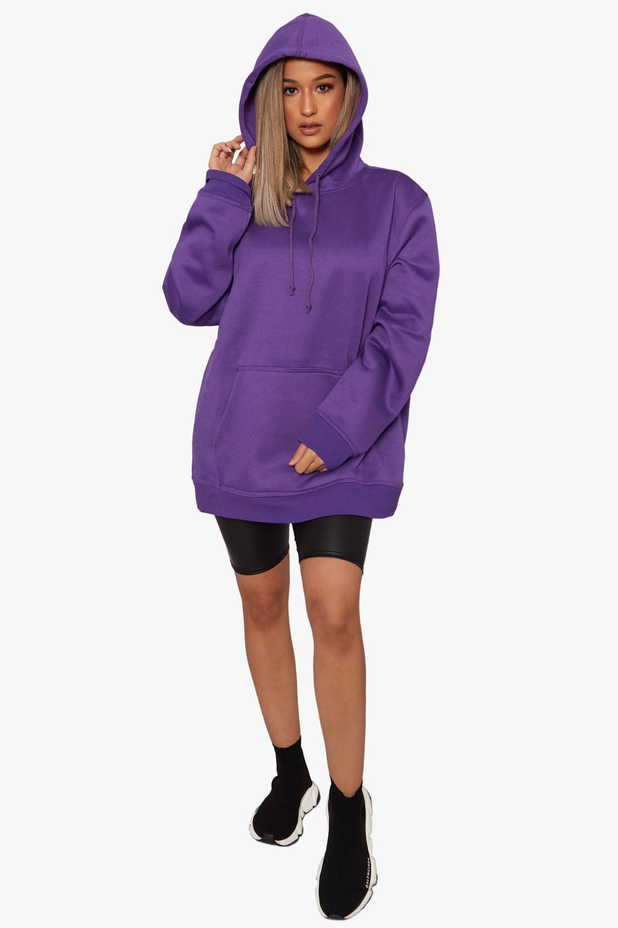 Unfollow Oversized Sweatshirt