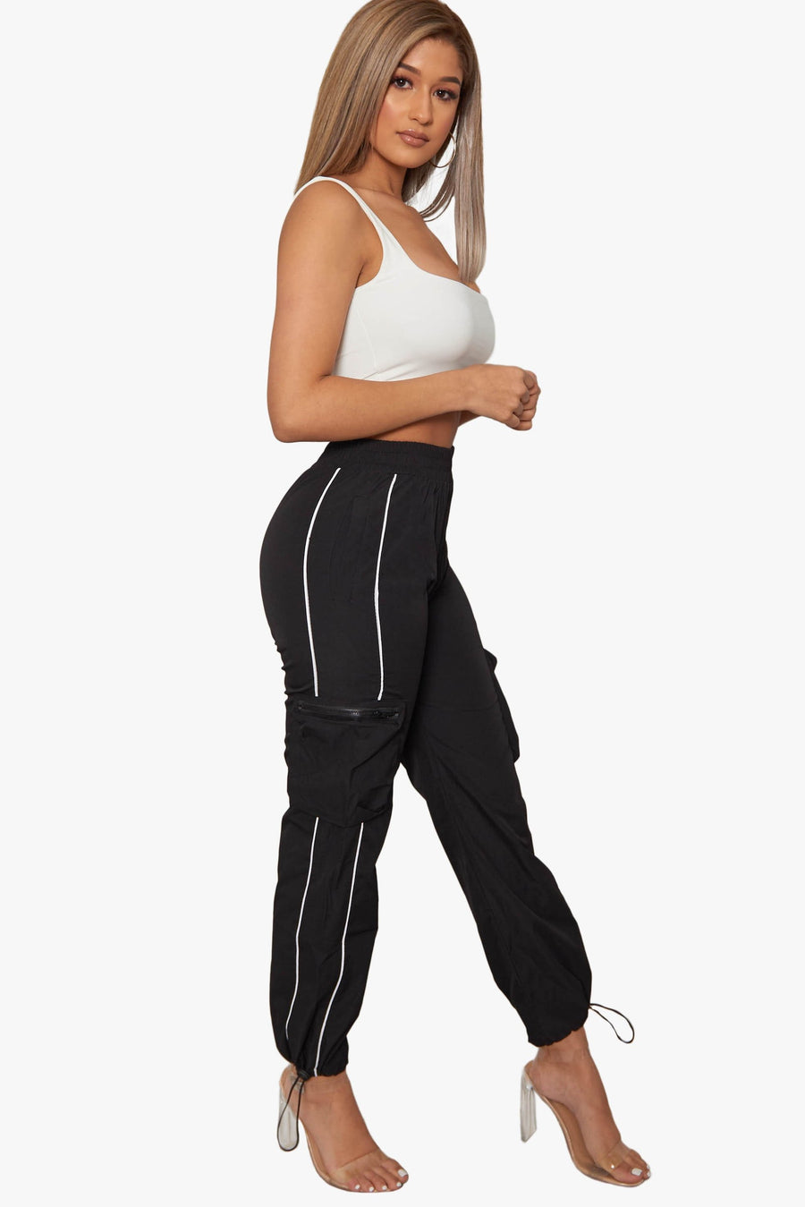On The Right Track Pants