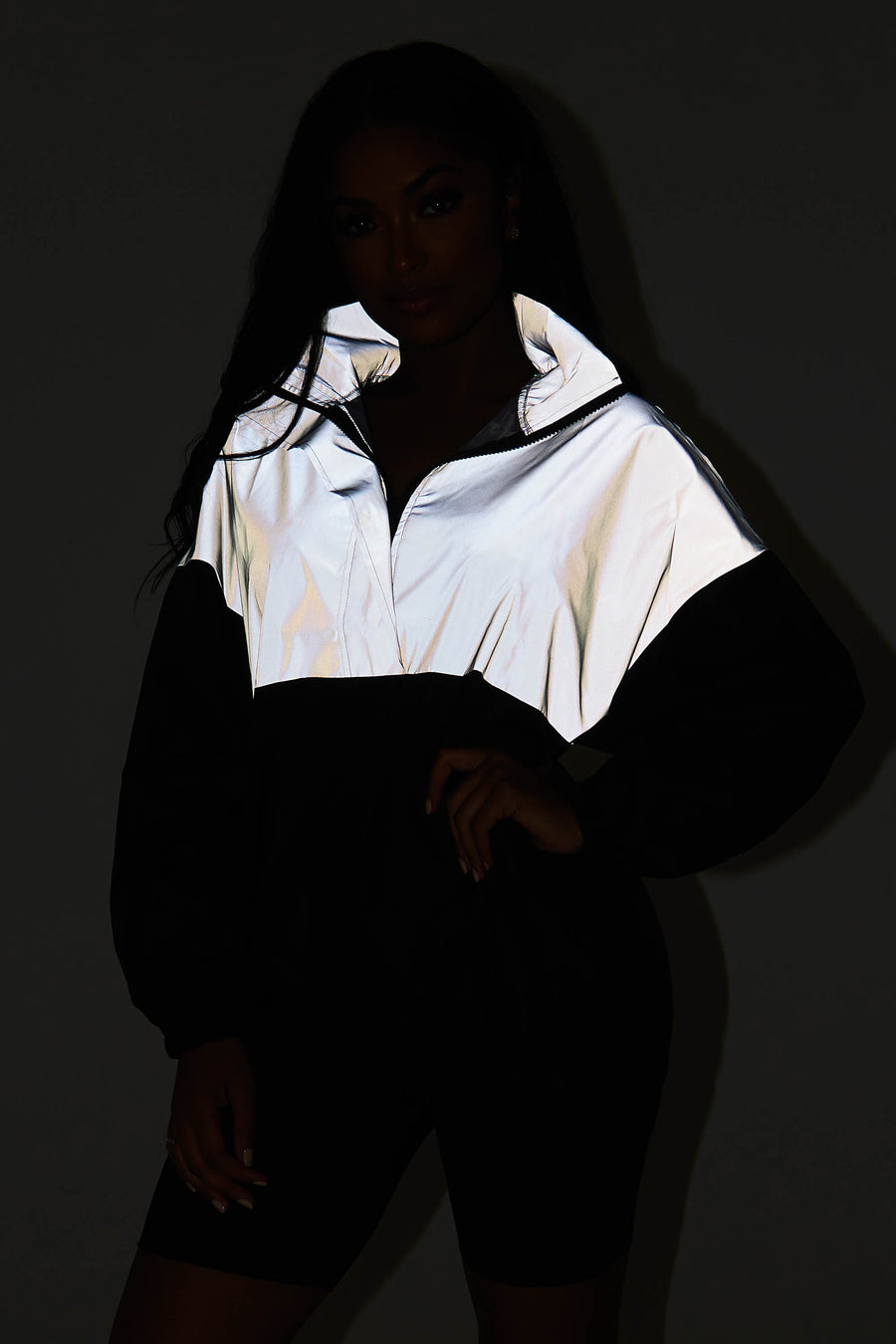 Now You See Me Reflective Jacket