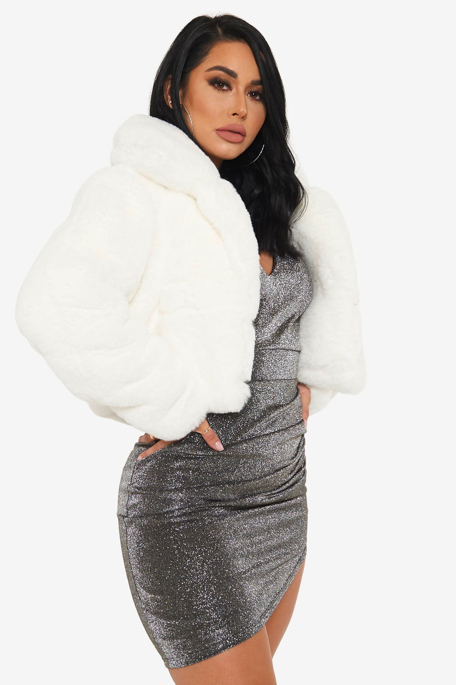 Jackie Fur Jacket