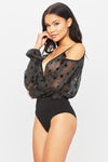 Fame Bodysuit - HoneyBum
