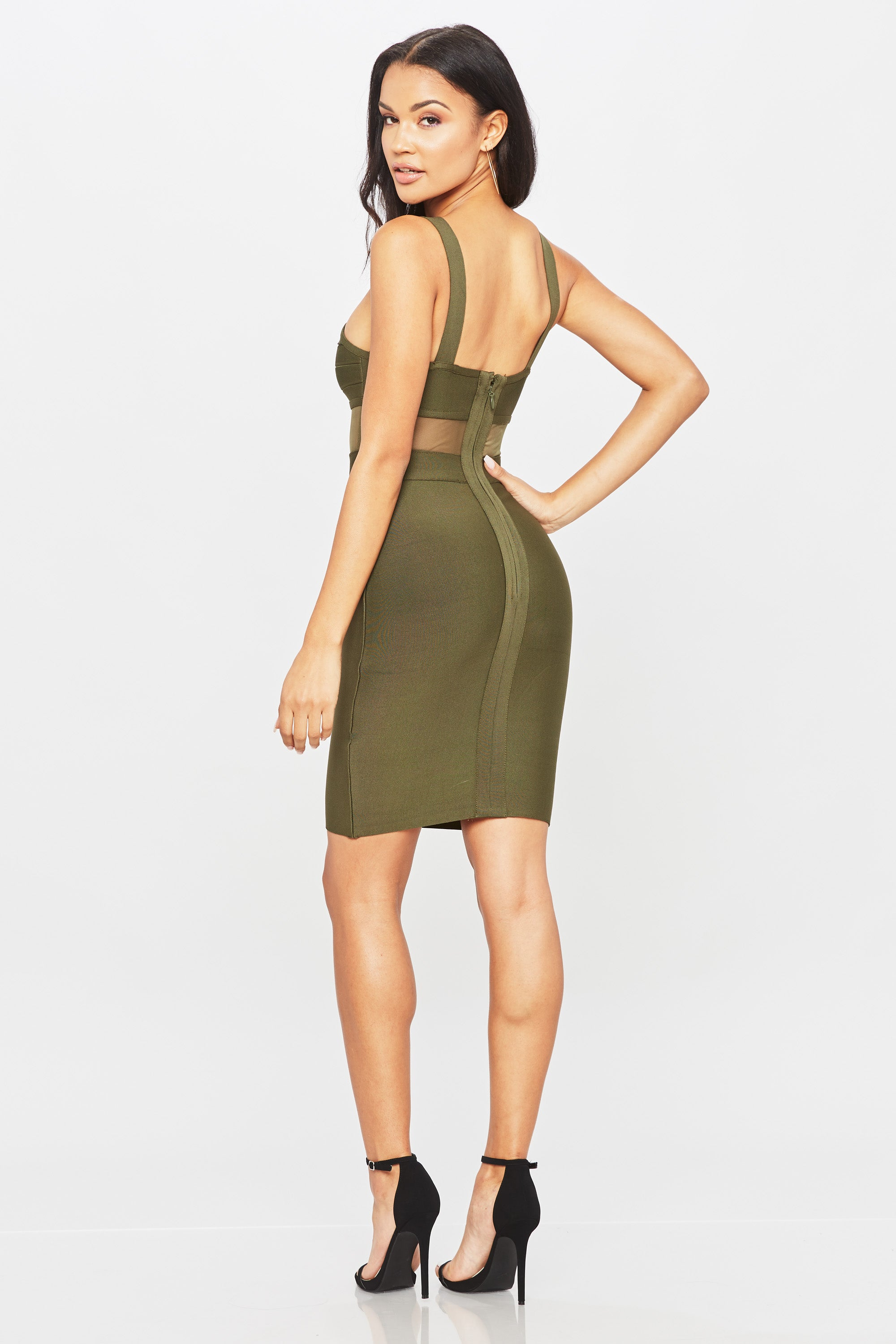 Mara Dress - HoneyBum