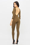 Lazybum Jumpsuit - HoneyBum