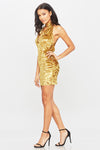Super Bass Dress - HoneyBum