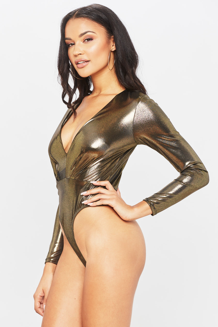 Xenon Bodysuit - HoneyBum