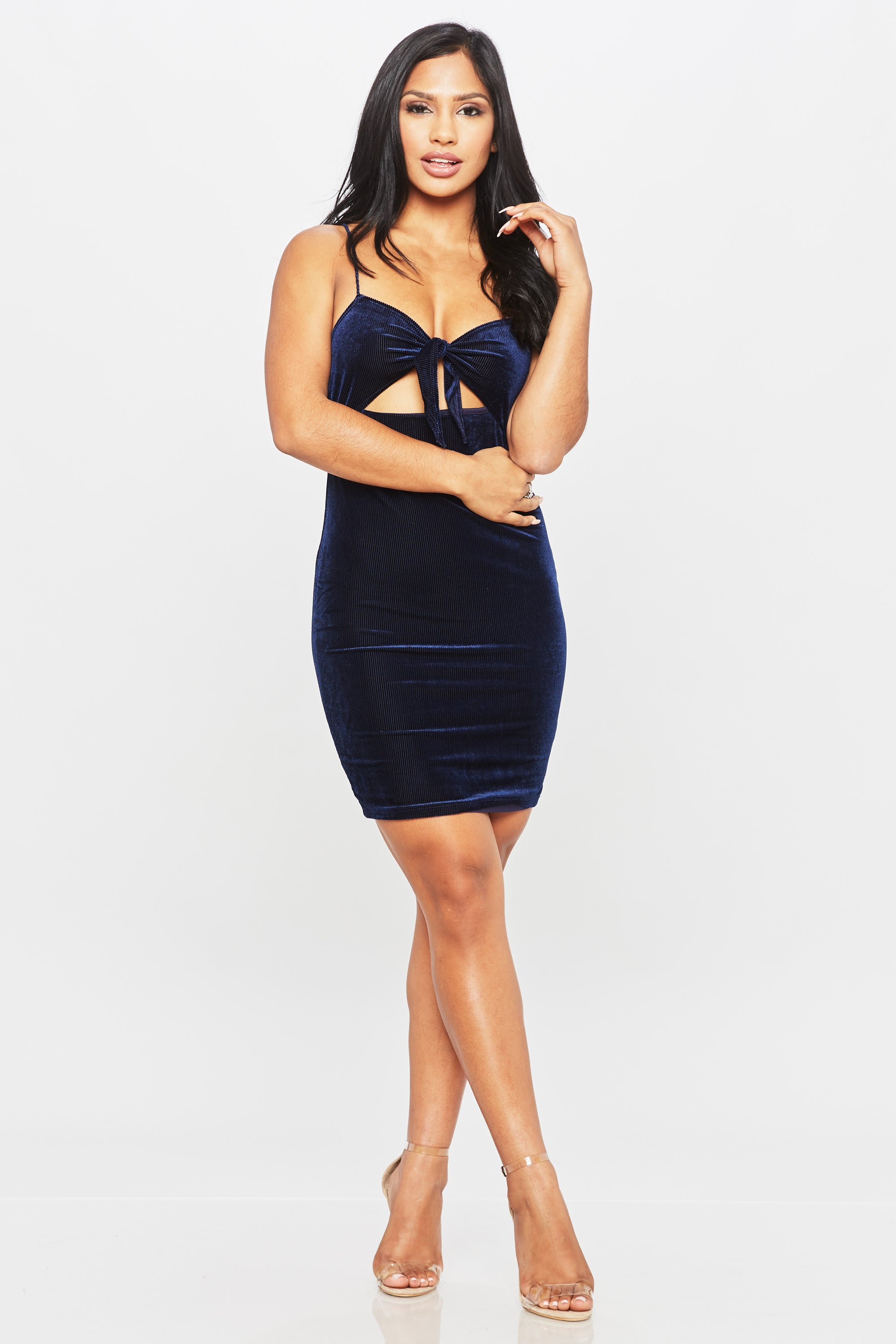 No Limit Dress - HoneyBum