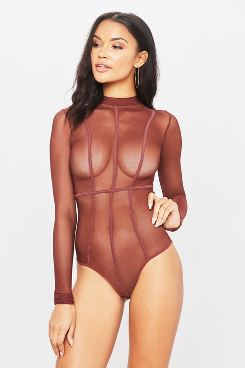 What Now Bodysuit - HoneyBum