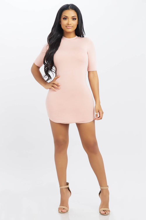 Not Tonight Dress - HoneyBum