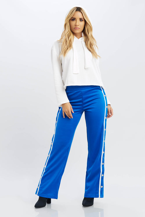Not There Yet Track Pants - HoneyBum