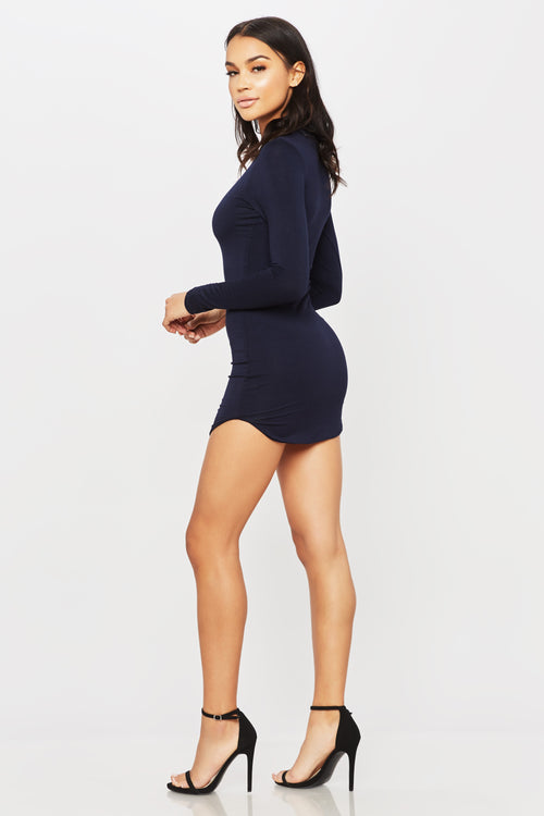 In My Zone Dress - HoneyBum