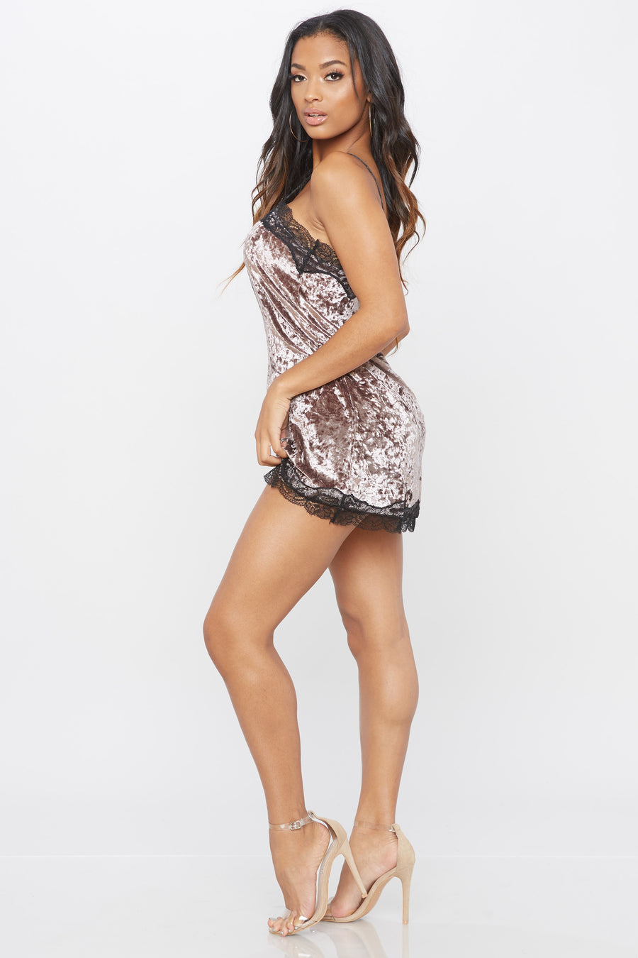 Rumors Dress - HoneyBum