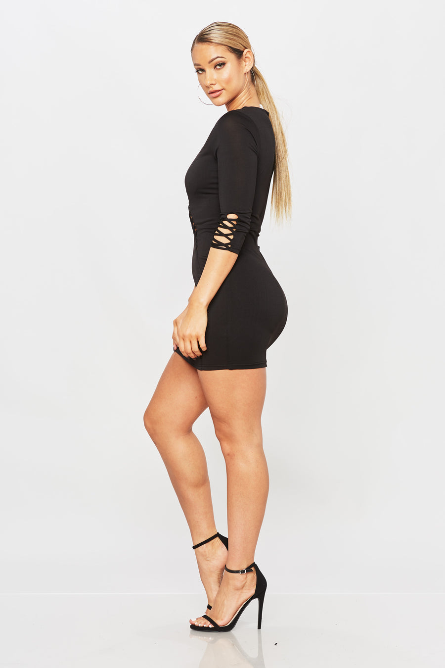 Ella Dress - HoneyBum