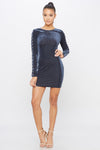 Crazy Little Thing Dress - HoneyBum