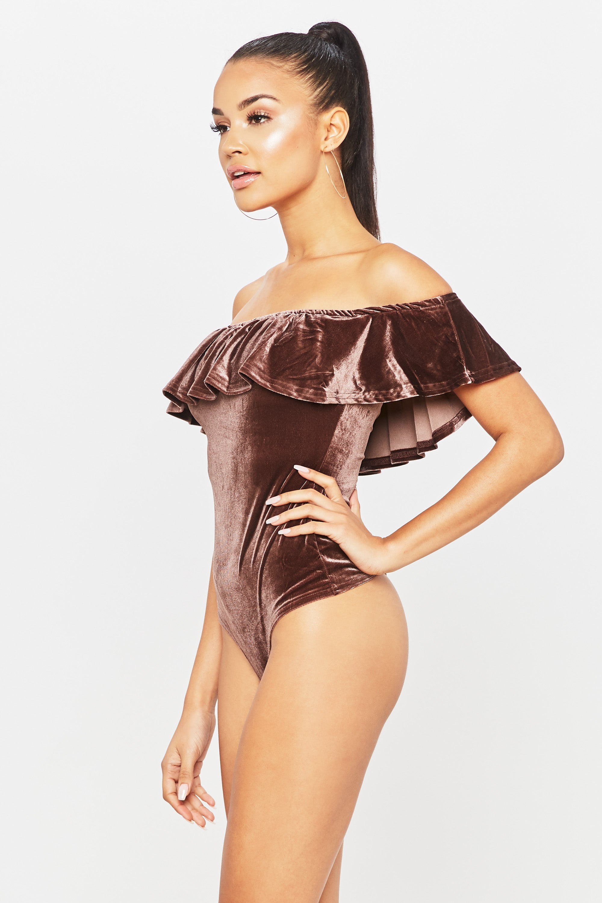 Fool In Love Bodysuit - HoneyBum