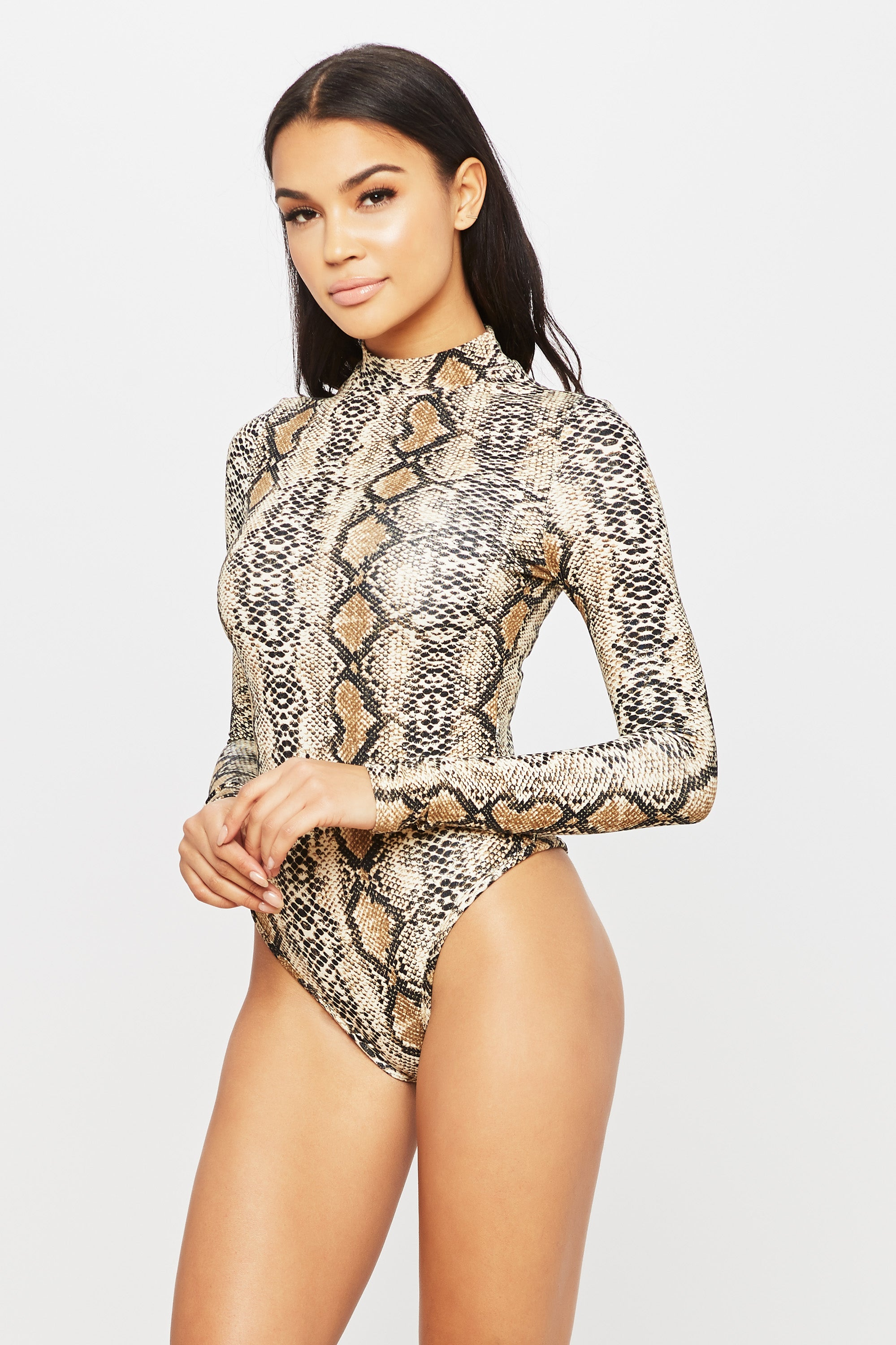 Never Rattled Snake Bodysuit - HoneyBum