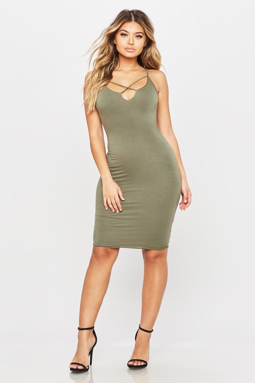 Mulholland Dress - HoneyBum