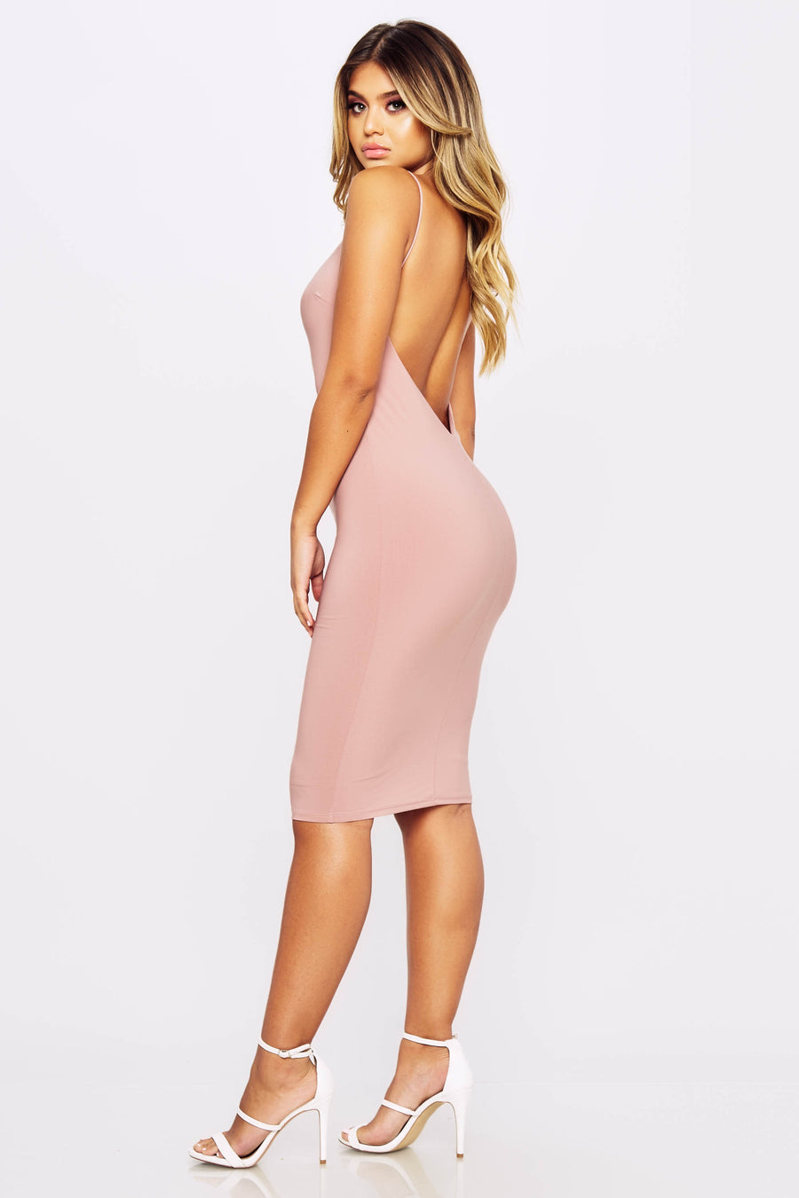 Touch Me Dress - HoneyBum