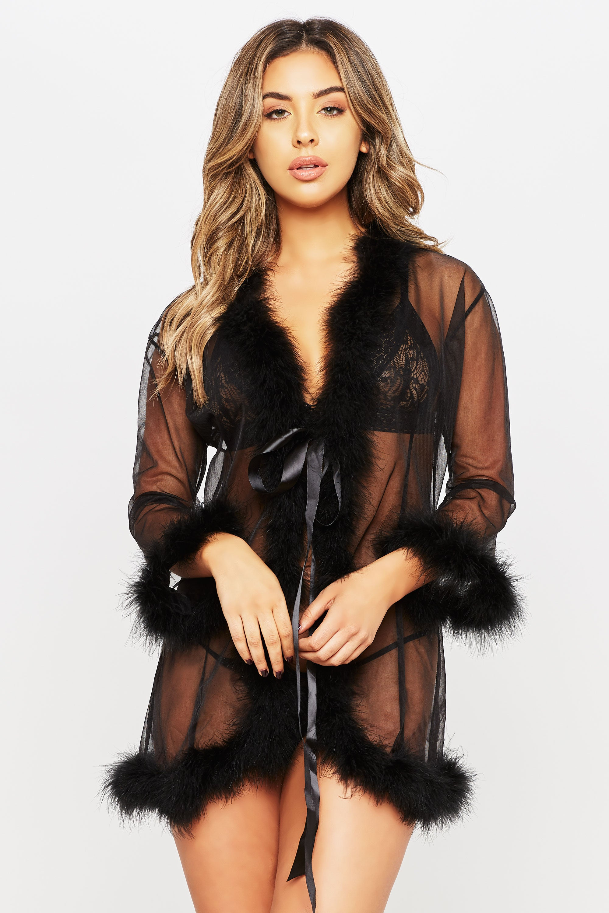 Samantha Jones Robe - HoneyBum