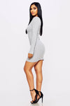 Loyalty Dress - HoneyBum