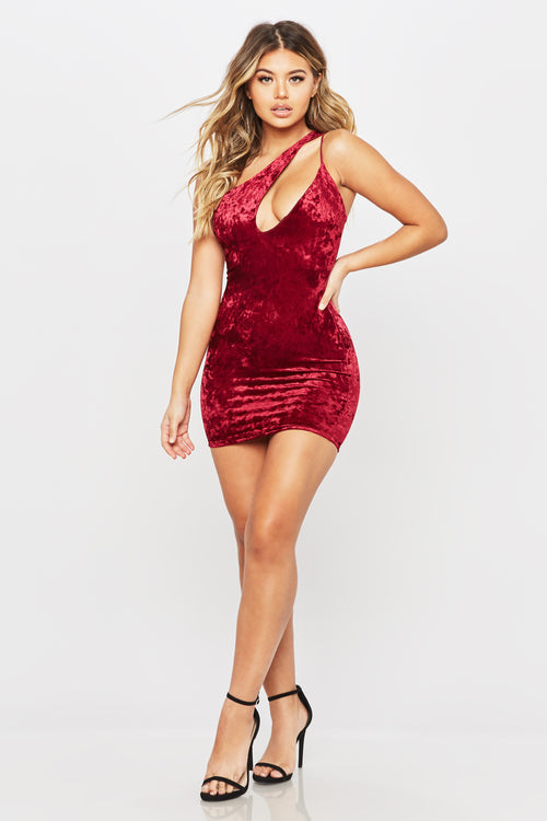 Anything But Ordinary Dress - HoneyBum