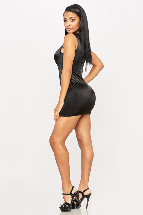 Cameron Dress - HoneyBum