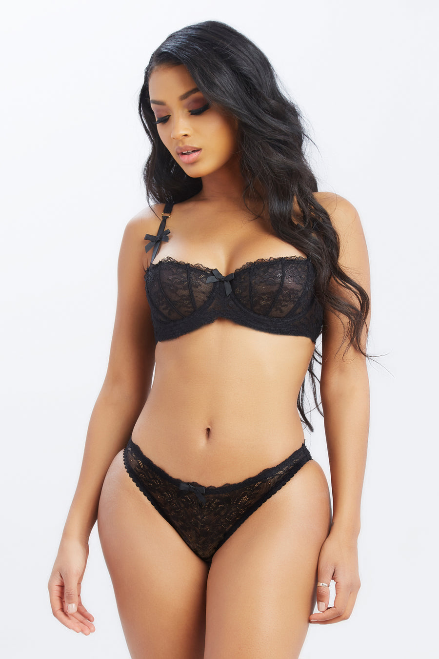 Tens Only Lingerie Set