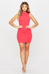 Legally Pink Dress - HoneyBum