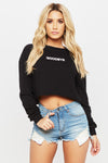 Last Goodbye Sweatshirt - HoneyBum