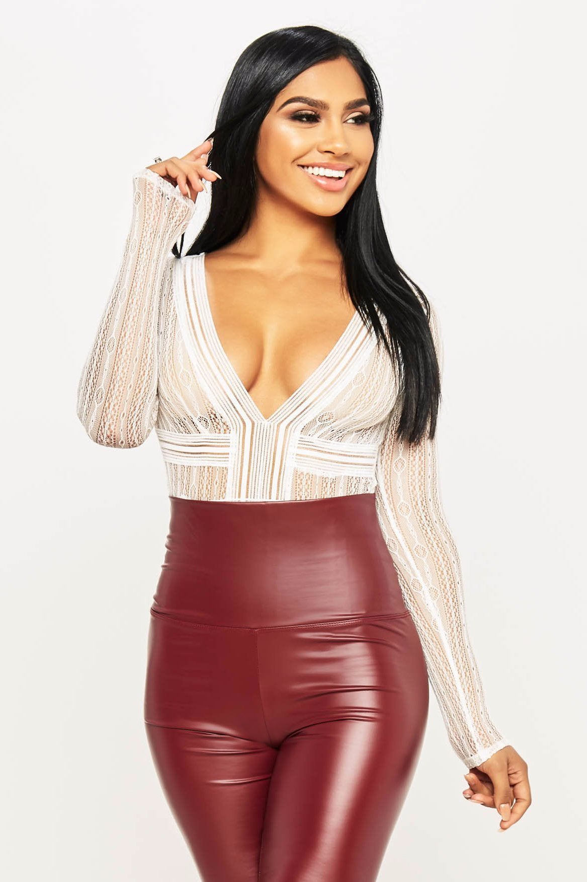 Worst Behavior Bodysuit - HoneyBum
