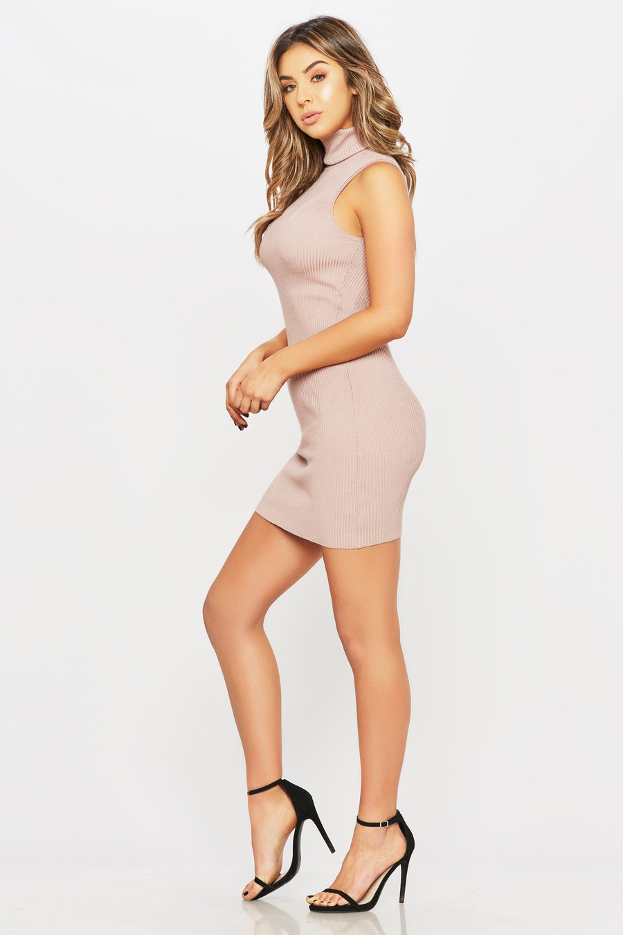 All Out Dress - HoneyBum