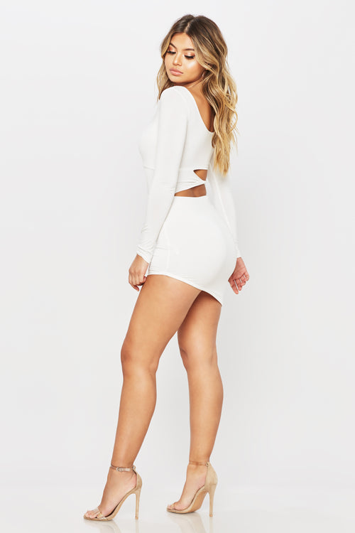 Happy Hour Dress - HoneyBum