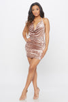 Ready For It Dress - HoneyBum