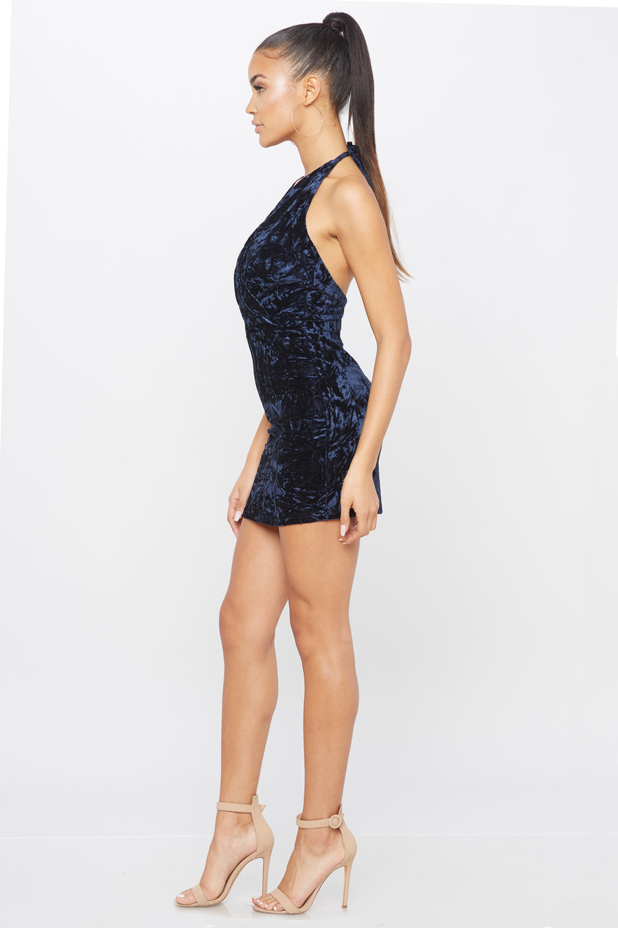 Little Secrets Dress - HoneyBum