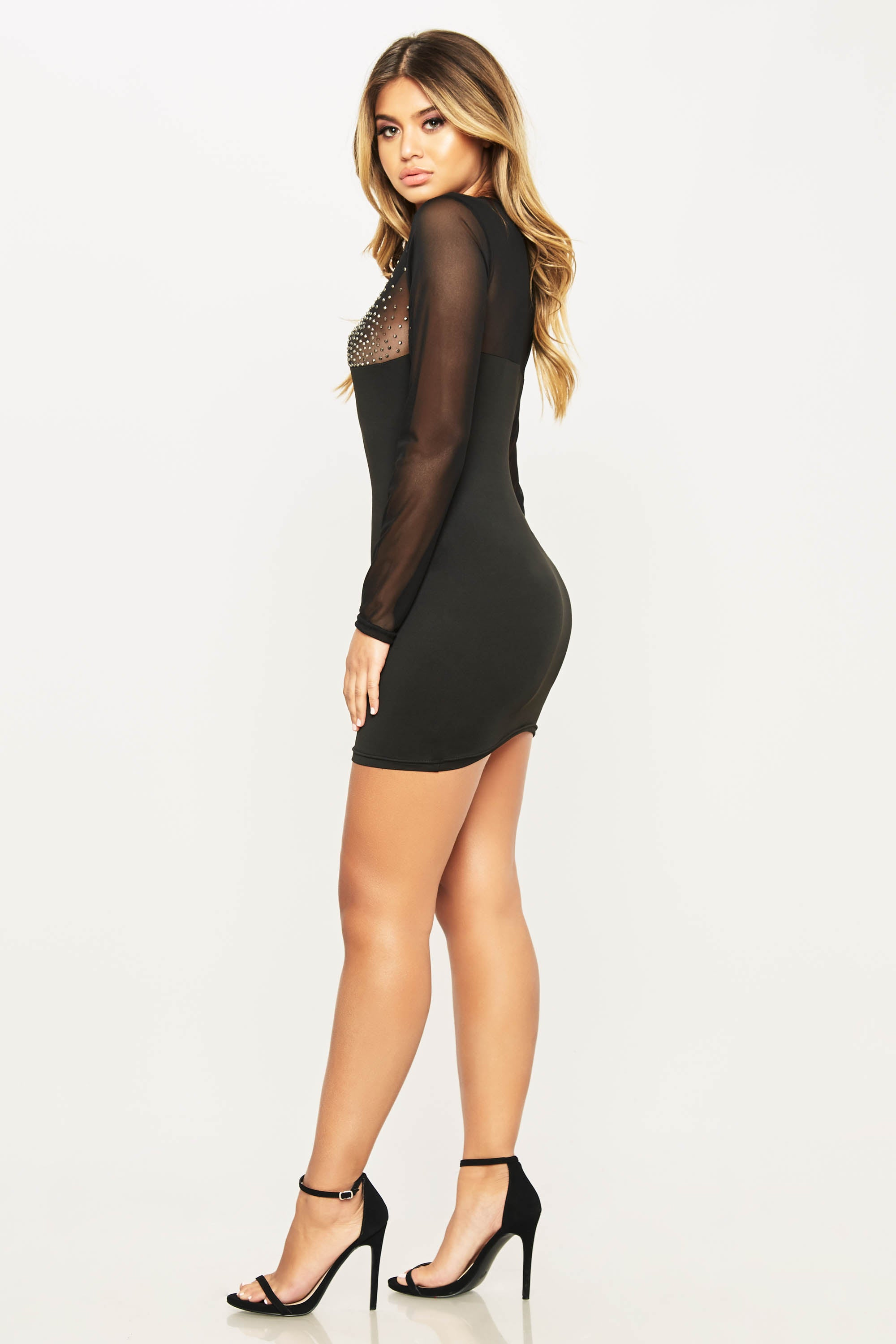 Anything For You Dress - HoneyBum