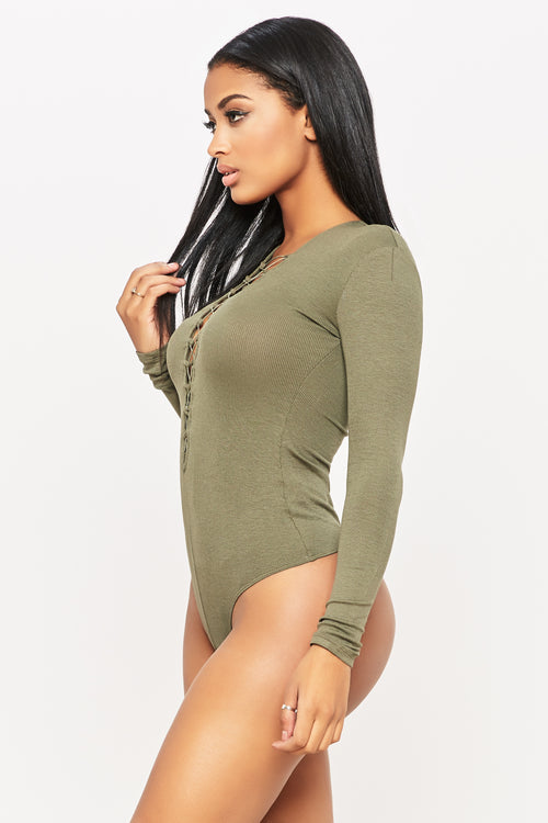 Clarity Bodysuit - HoneyBum