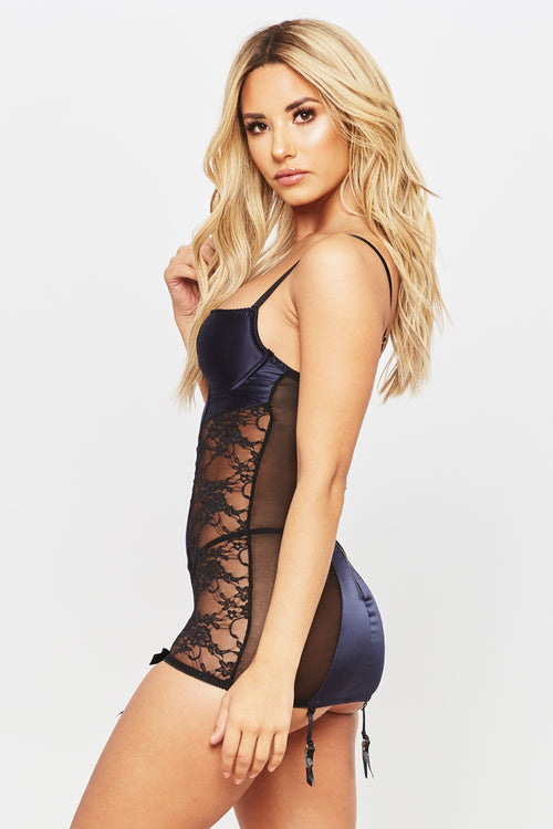 Don't Cha Lingerie Set - HoneyBum
