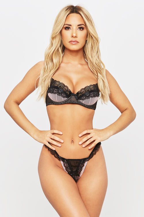 Intimacy Lingerie Set - HoneyBum
